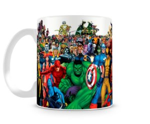 Caneca All Marvels II