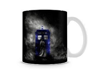 Caneca Doctor Who Tardis III