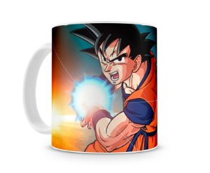 Caneca Dragon Ball Goku I
