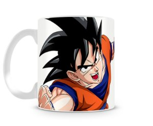 Caneca Dragon Ball Goku II