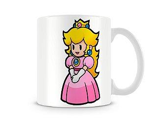 Caneca Mario Bros Peach I