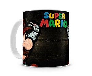 Caneca Mario Bros Dark