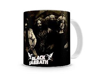 Caneca Black Sabbath VII