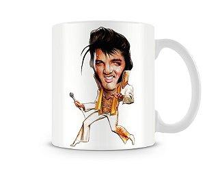 Caneca Elvis Presley Caricatura I