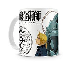 Caneca Fullmetal Alchemist I