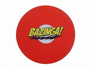 Mousepad Redondo Bazinga