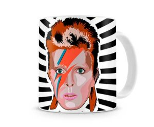 Caneca David Bowie Infinito