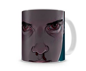 Caneca Stranger Things Eleven Blood