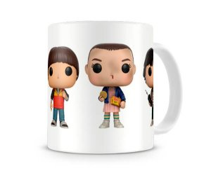 Caneca Stranger Things Funko Pop