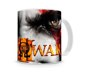 Caneca God of War III