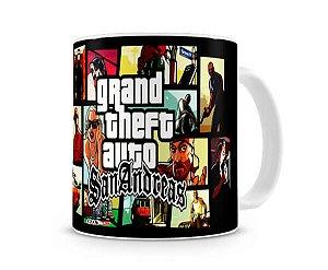 Caneca GTA San Andreas II