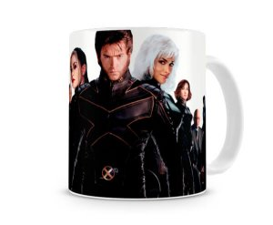 Caneca X Men Personagens Filme