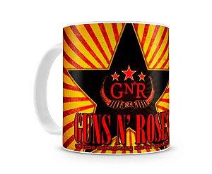 Caneca Guns N Roses Chinese Democracy II
