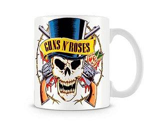 Caneca Guns N Roses Logo
