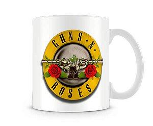 Caneca Guns N Roses Logo II