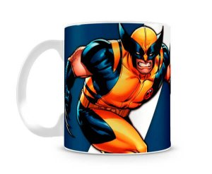 Caneca X Men Wolverine Claw I
