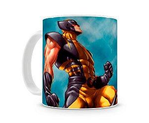 Caneca X Men Wolverine Sky