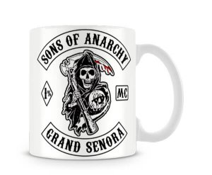 Caneca Sons of Anarchy Grand Senora