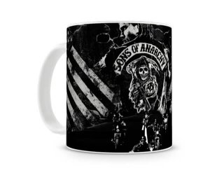Caneca Sons of Anarchy I
