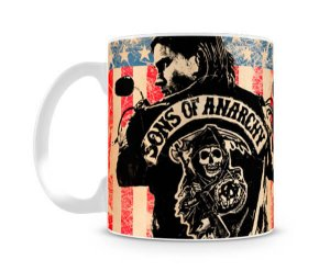 Caneca Sons of Anarchy II