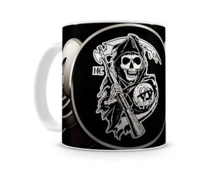Caneca Sons of Anarchy III