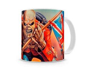Caneca Iron Maiden invasion of rarities