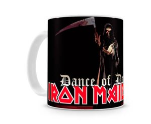 Caneca Iron Maiden dance of death