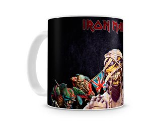 Caneca Iron Maiden Eddies