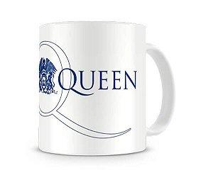 Caneca Queen Azul