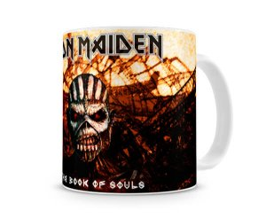 Caneca Iron Maiden The Book of Souls II