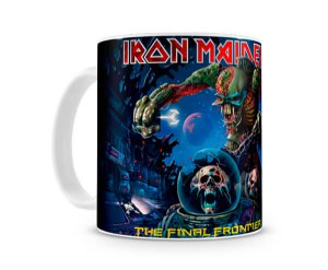 Caneca Iron Maiden The Final Frontier