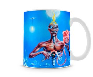 Caneca Iron Maiden son of a seventh son