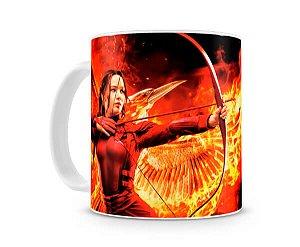 Caneca Jogos Vorazes Katniss Fire