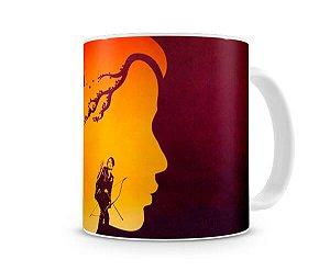 Caneca Jogos Vorazes Katniss Shadow