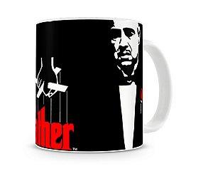 Caneca Poderoso Chefão Vito Corleone I