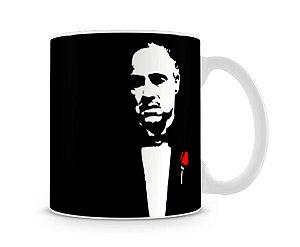 Caneca Poderoso Chefão Vito Corleone III