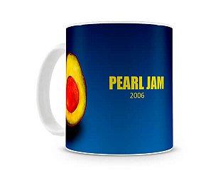 Caneca Pearl Jam 2006 Album