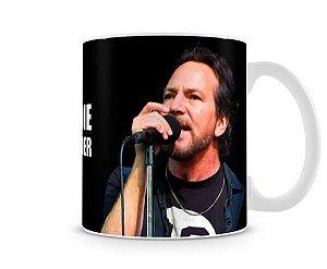 Caneca Pearl Jam Eddie Vedder