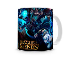 Caneca League of Legends I