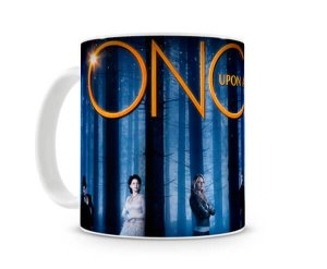 Caneca Once Upon a Time Personagens II