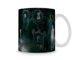 Caneca Once Upon a Time Personagens III