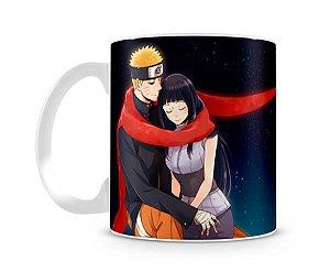 Caneca Naruto e Hyuuga