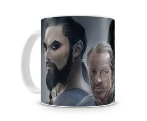 Caneca Game of Thrones Daenerys Lovers