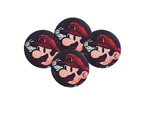 Porta Copos Mario Bros Desenho