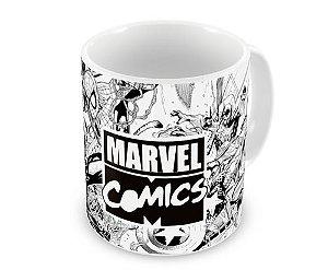 Caneca Marvel Comics PB II