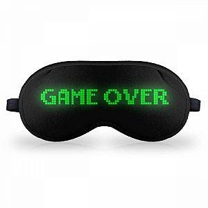 Máscara de Dormir - Game over