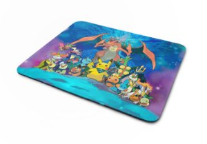 Mousepad Pokemon
