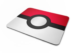 Mousepad Pokemon Pokebola