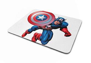 Mousepad Capitão América