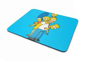 Mousepad Simpsons Blue